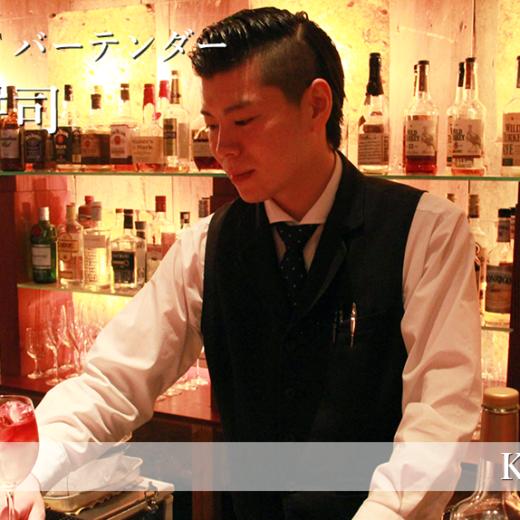 【鳥取×働く人 vol.5】Bar easy F「梶谷耕司」さんにインタビュー