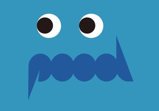 poool ロゴ