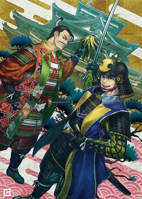 吉春、忠氏と共にいざ!国宝松江城へ