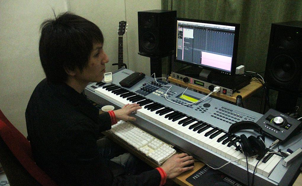 西浦ミュージックスクール/サウンドクリエイター「西浦 寛卓」さん