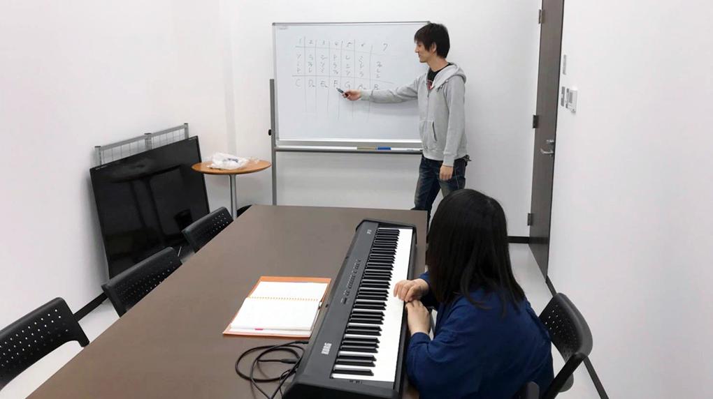 西浦ミュージックスクール コード理論
