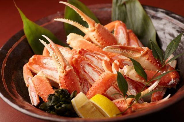 鳥取県で食べられる蟹の種類