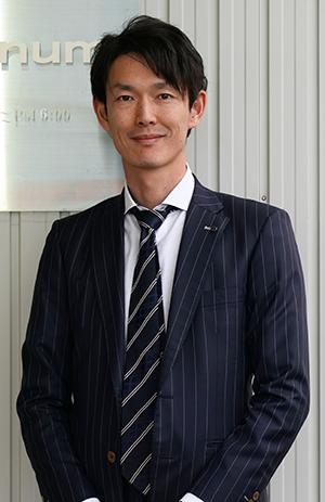 株式会社プラチナ代表取締役「内田 雄之」さんプロフィール