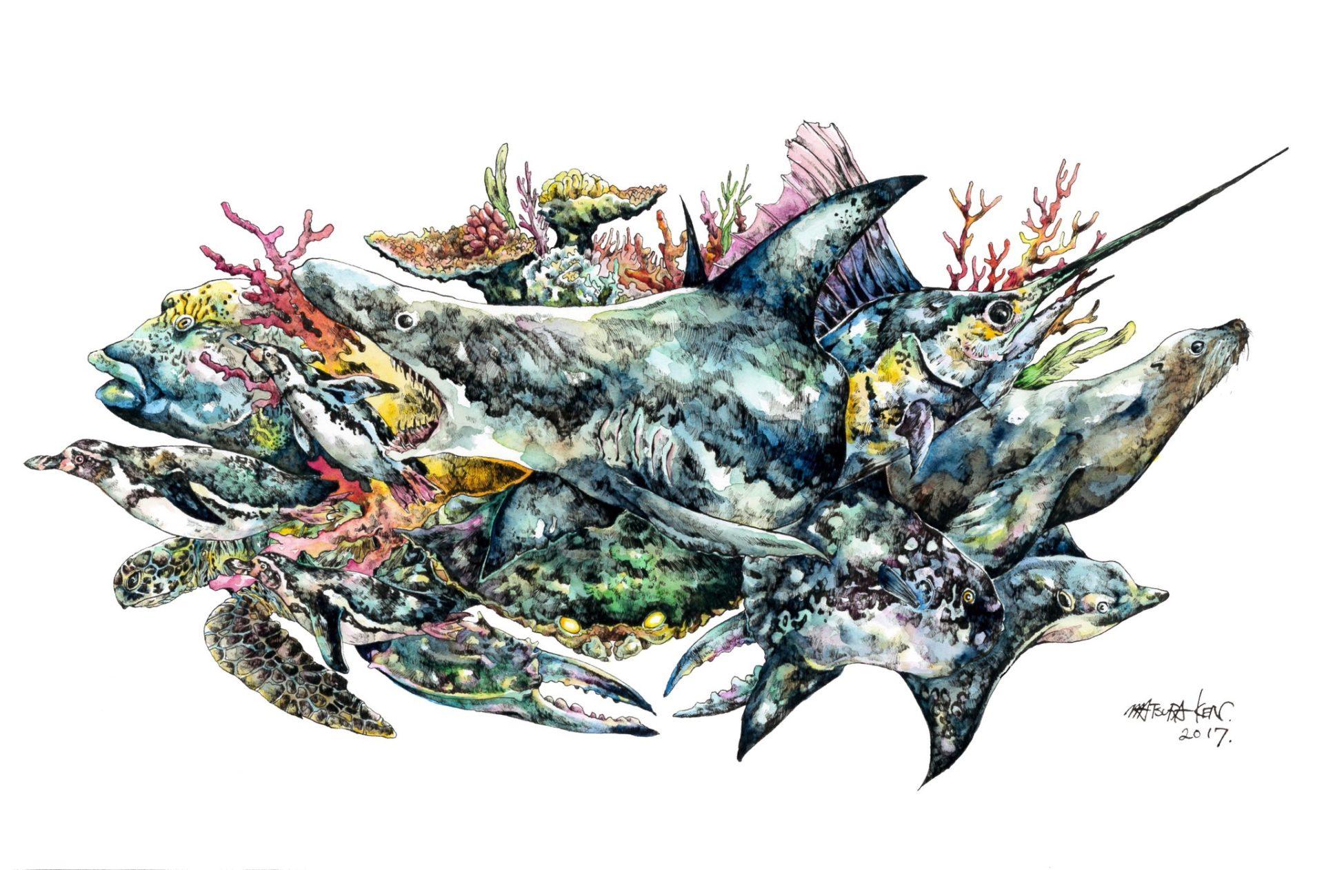 Illustrations by Ken Matsuda